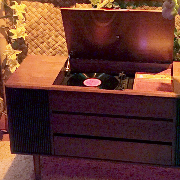 vintage audio restoration and integration with modern technology